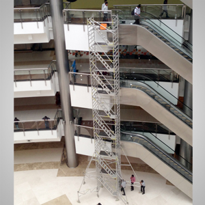 extra reach scaffold systems